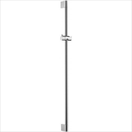 Hansgrohe - Unica Crometta Shower Bar 0.90m, No Hose