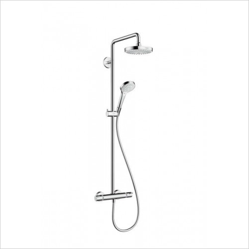 Hansgrohe - Croma Select S 180 Showerpipe