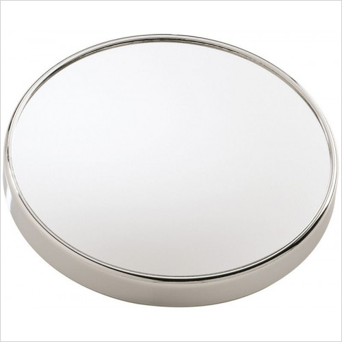 Bathroom Origins - Gedy Magnifying Suction Mirror 20cm
