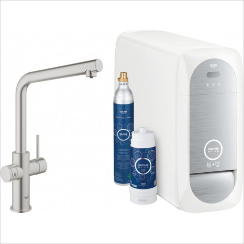 Grohe - Blue Home Starter Kit L-Spout