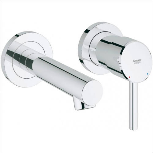 Grohe - Concetto 2-Hole Basin Mixer S-Size