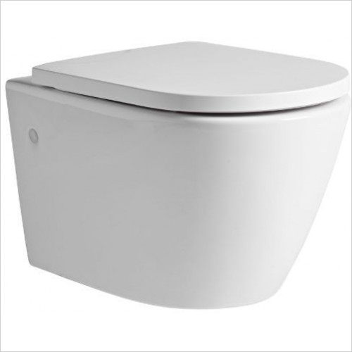 Tavistock Bathrooms - Orbit Wall Hung