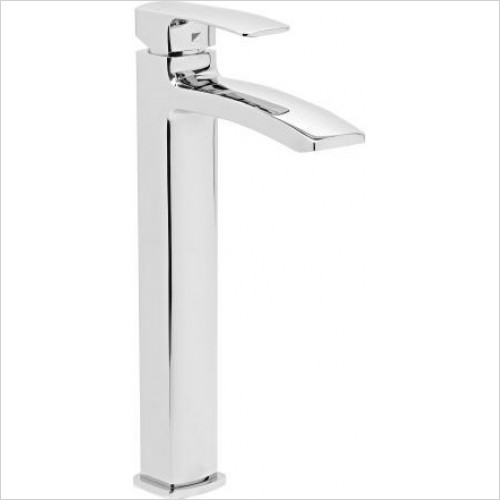Roper Rhodes - Sync Tall Basin Mixer With Click Waste