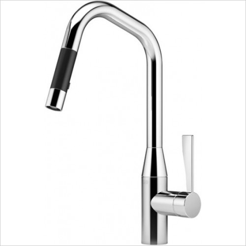 Dornbracht - Single-Lever Mixer Pull-Down With Spray Function