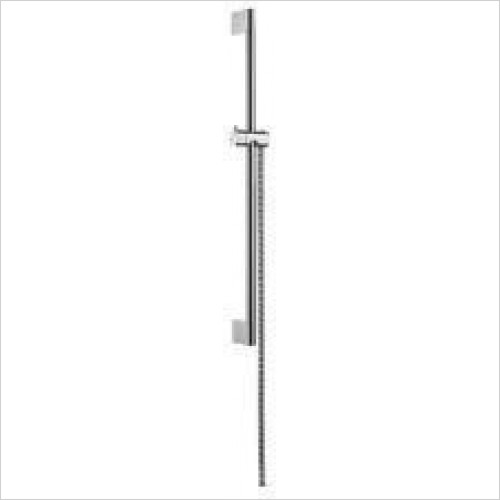 Hansgrohe - Unica Crometta Shower Bar 0.65m