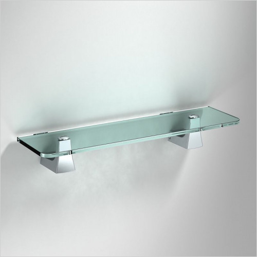 Bathroom Origins - Sonia S7 Glass Shelf 50cm