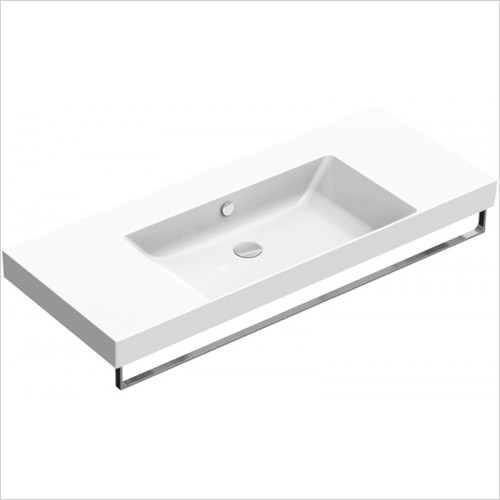 Catalano - New Zero Up 125 Basin 1TH 125 x 50cm
