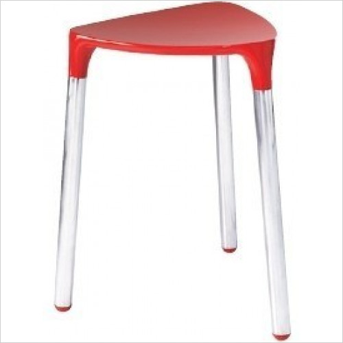 Bathroom Origins - Gedy Yannis Stool