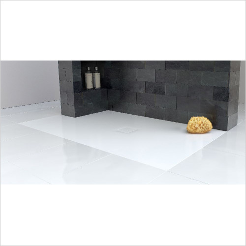 Matki - Preference Flat Bespoke Shower Tray Up To 1000 x 1000mm