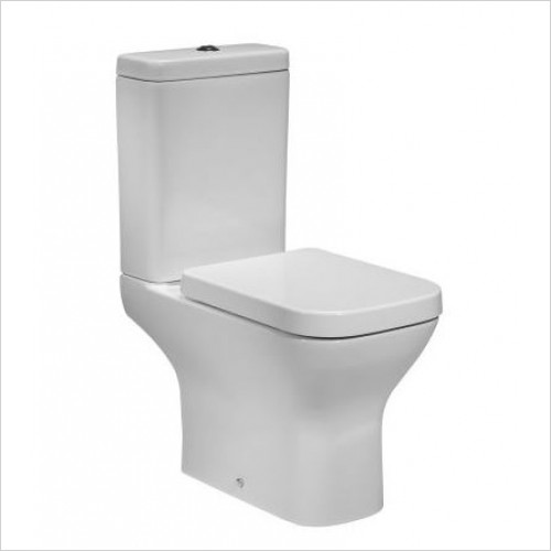 Tavistock Bathrooms - Structure Close Coupled Cistern 4.5/3L Only