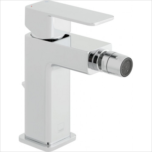 Vado - Phase Mono Bidet Mixer Single Lever Deck Mounted