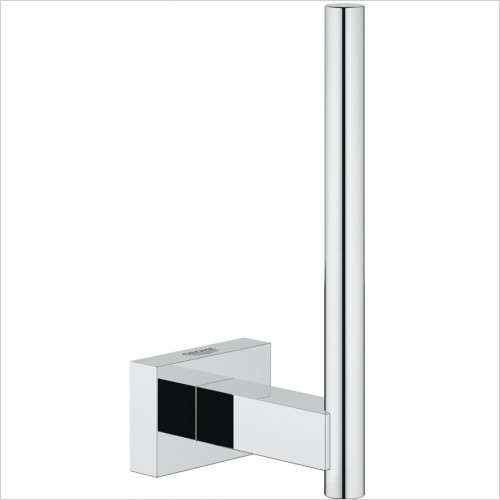 Grohe - Essentials Cube Spare Toilet Roll Holder