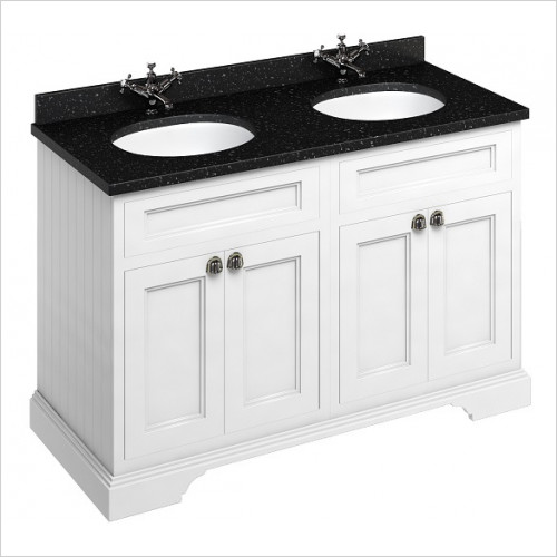 Burlington - 1300 Freestanding Vanity Unit With Doors