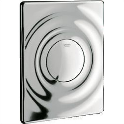 Grohe - Surf Wall Plate