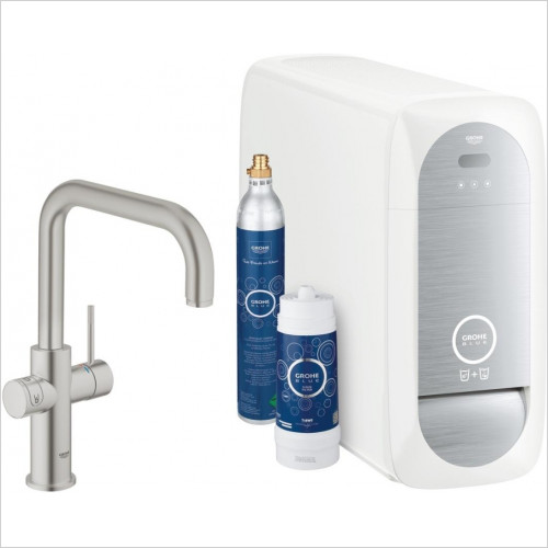 Grohe - Blue Home Starter Kit U-Spout