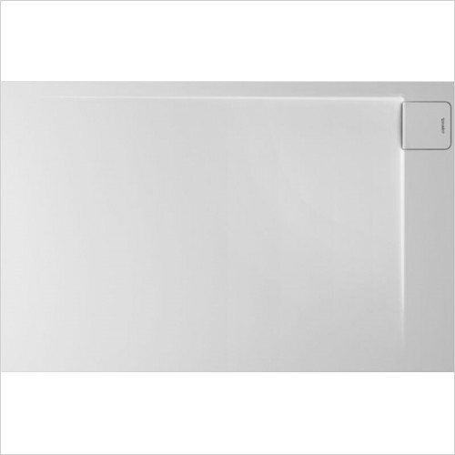 Duravit - P3 Comforts Shower Tray 1400x900mm Rectangle Corner Right