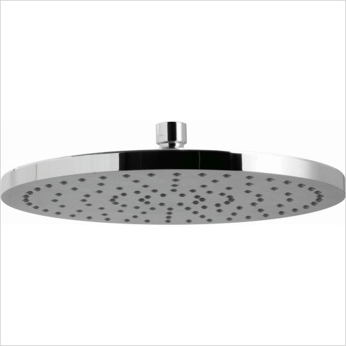 Vado - Saturn Round Fixed Shower Head 220mm (9'')
