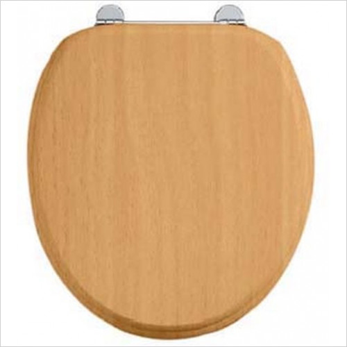 Burlington - Solid Wood Seat With SoftClose Hinge