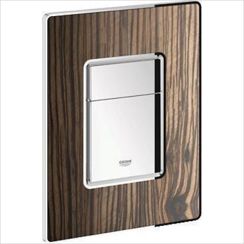 Grohe - Skate Cosmopolitan WC Wall Plate