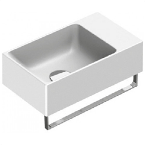 Catalano - New Zero Verso 40 Basin 1TH 40 x 23cm