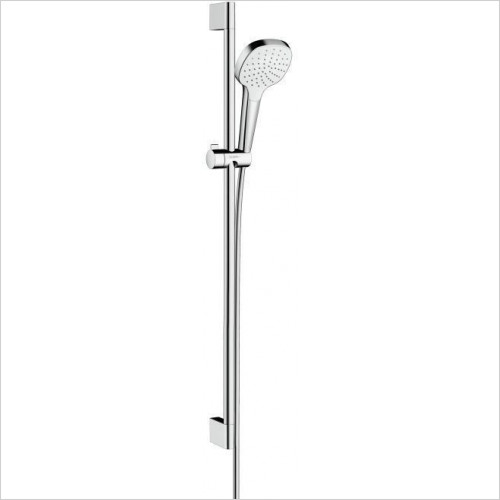 Hansgrohe - Croma Select E 1Jet EcoSmart Shower Set 900mm