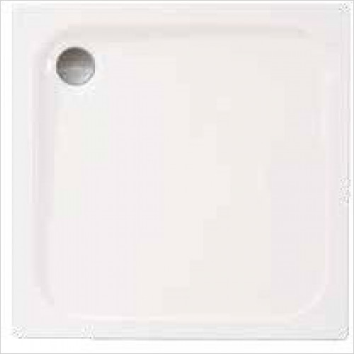 Merlyn - Touchstone Square Shower Tray 900 x 900mm
