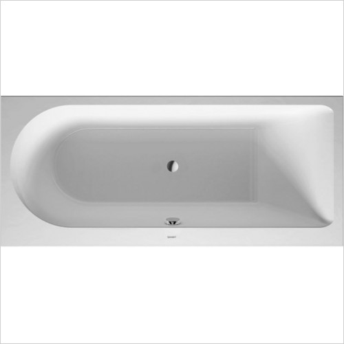 Duravit - Darling New Bathtub 1700x750mm Built-In Corner Right