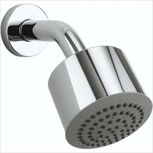 Crosswater - Reflex Shower Head Single Mode With Arm