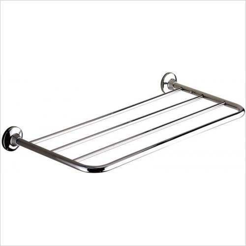 Bathroom Origins - Gedy Ascot Towel Rack No Arm