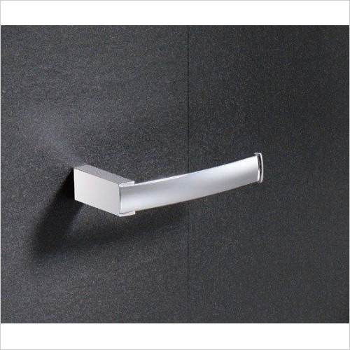 Bathroom Origins - Gedy Kent Open Toilet Roll Holder