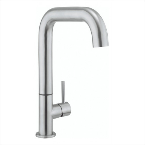 Crosswater - Tube Side Lever Kitchen Mixer
