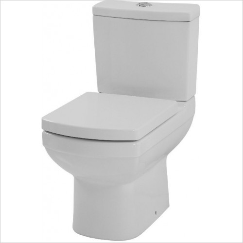 Saneux - I-Line Soft Close WC Seat & Cover