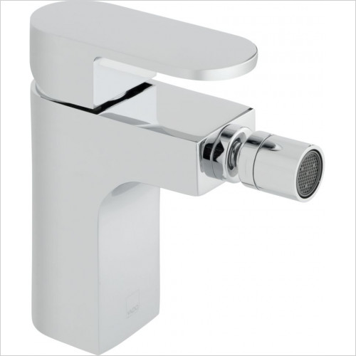 Vado - Life Mono Bidet Mixer Single Lever Smooth Bodied