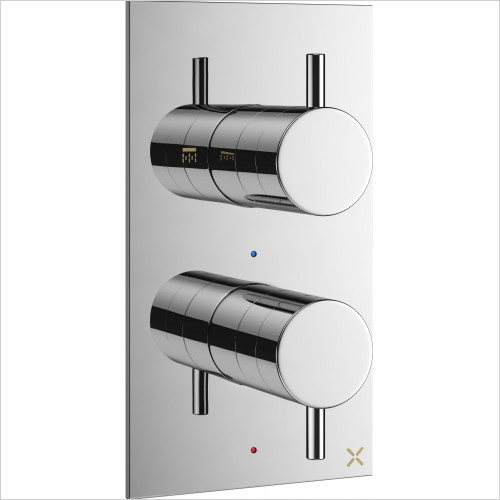 Mike Pro Thermostatic Shower Valve 1000