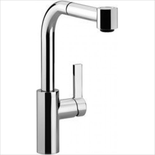 Dornbracht - Elio Single-Lever Mixer Pull Out 235mm Projection