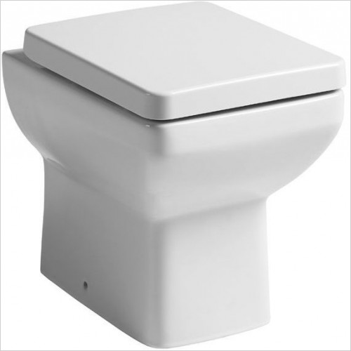 Tavistock Bathrooms - Q60 Back To Wall Pan Only