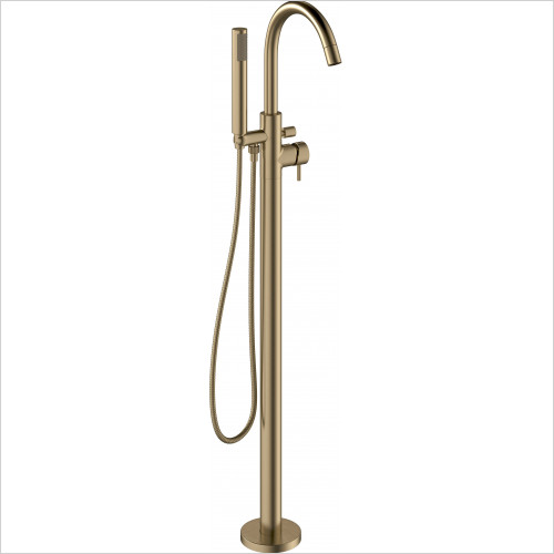Crosswater - MPRO Bath Shower Mixer Floor