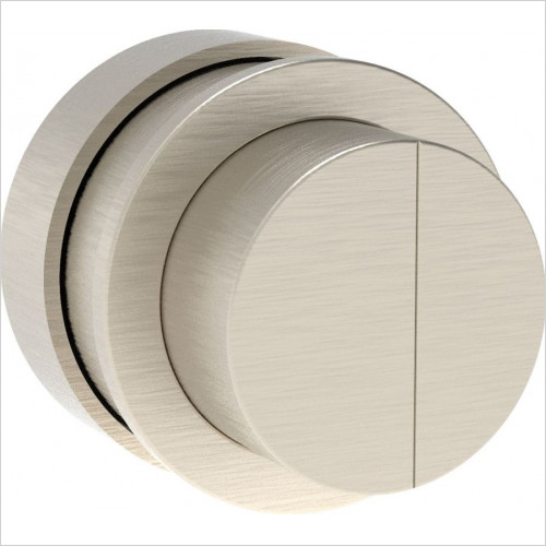 Saneux - Flushe 2.0 Flush Button For HC2030 Cistern Brushed Nickel