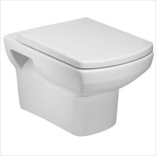 Tavistock Bathrooms - Vibe Wall Hung Pan