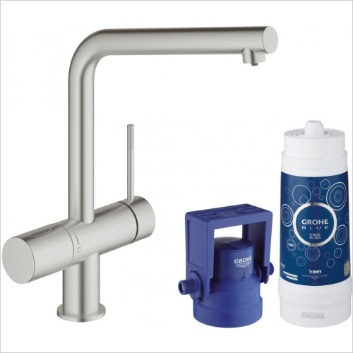 Grohe - Blue Minta Pure Starter Kit