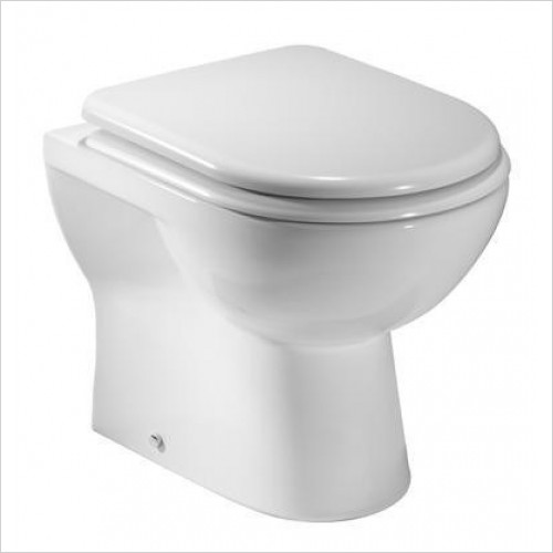 Tavistock Bathrooms - Micra Short Projection Back To Wall Pan Only