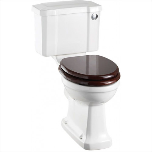 Burlington - 440 Close Coupled Front Pushbutton Cistern