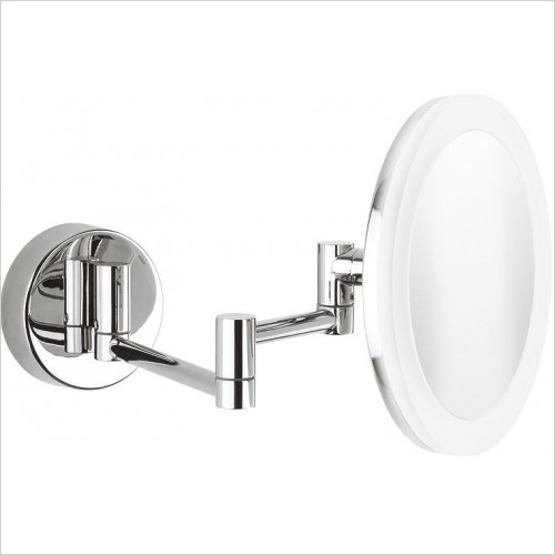 Crosswater - Pro Illuminated Mirror LED Wall Mount
