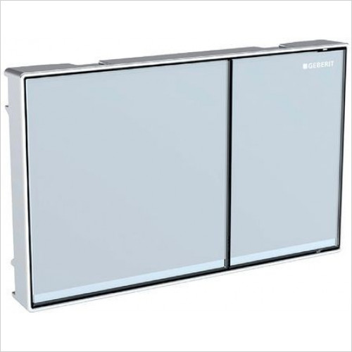 Geberit - Flush Plate Sigma60 For Dual Flush