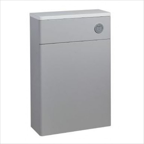 Tavistock Bathrooms - Compass 560mm Back To Wall Unit Round