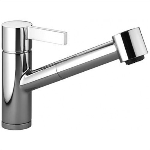 Dornbracht - Eno Single-Lever Mixer Pull Out 225mm Projection