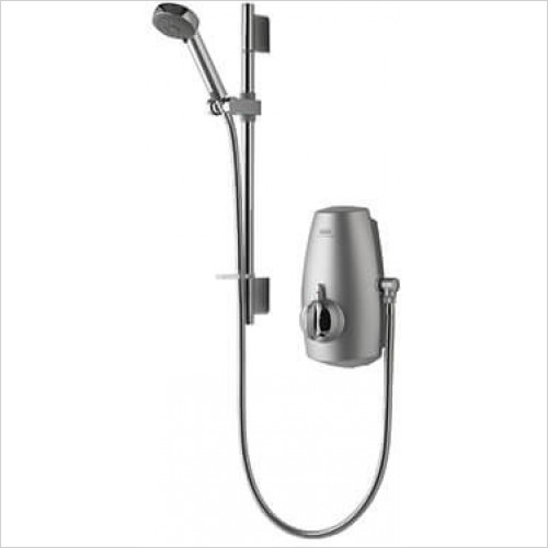 Aqualisa - Aquastream Thermo Mixer Shower With Adjustable Head