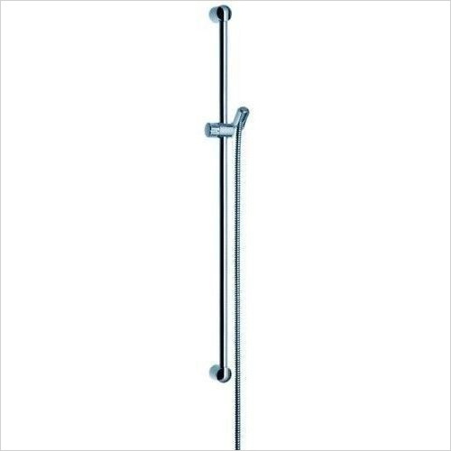 Hansgrohe - Unica S Shower Bar 0.90m
