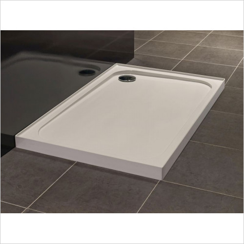 Merlyn - Upstand Rectangle Shower Tray 900 x 760mm