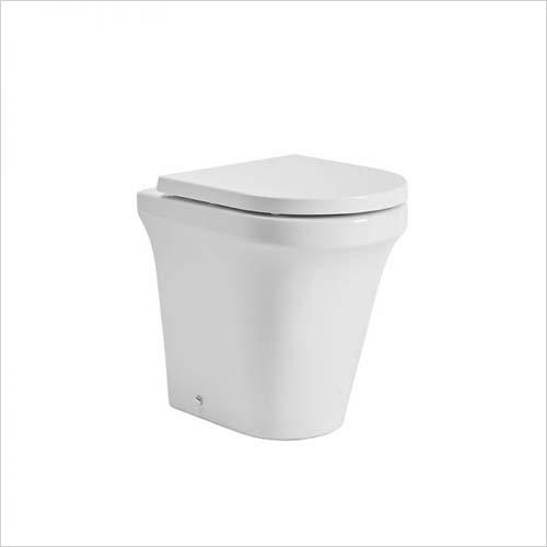Tavistock Bathrooms - Aerial Back To Wall WC Pan 505mm Only